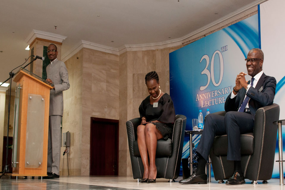 30th Anniversary Lecture 4