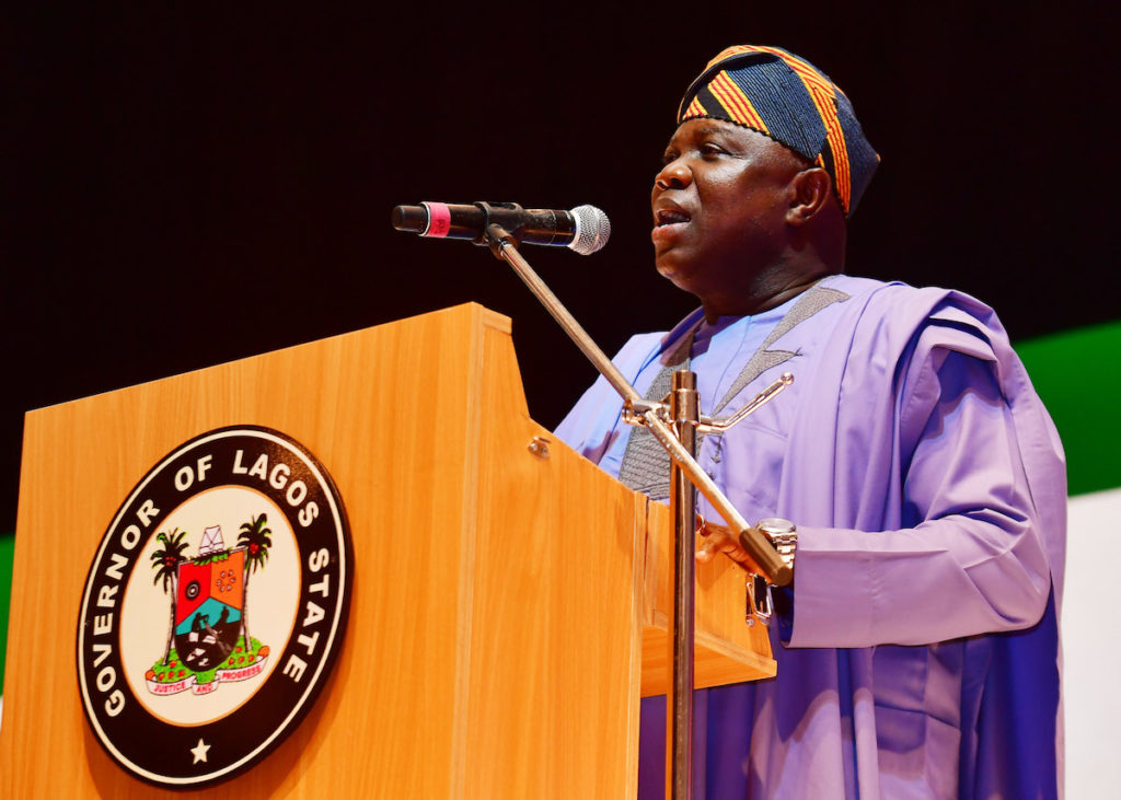 Lagos at 50 Lecture 1
